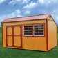 Urethane Cottage Shed